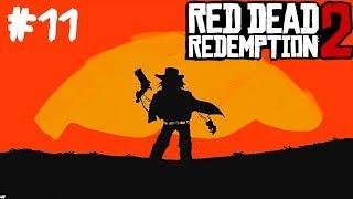 🔴 Red Dead Redemption 2 _Прохождение #11 Реклама,новое искусство🤥