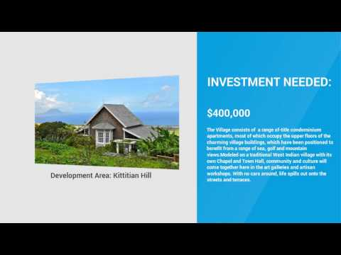 Caribbean Luxury Real Estate in St Kitts and Nevis