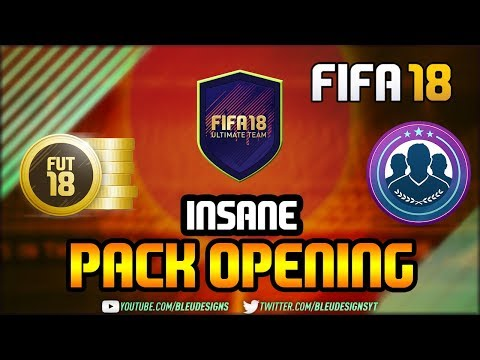 FIFA 18   INSANE 20x TWO GOLD PLAYER PLUS PACK OPENING   3x INFORMS! - 2x PATH TO GLORY! - WALKOUT!