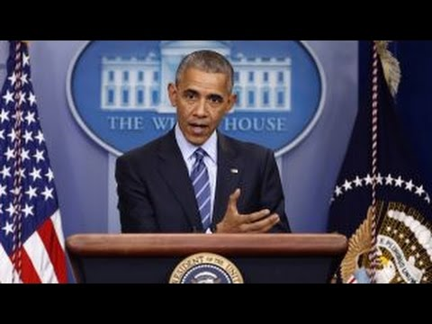 Is the U.S. more divided as Obama leaves office?