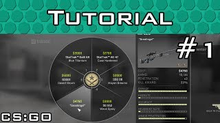 CS: GO Economy Tutorial - Part 1 - Basics
