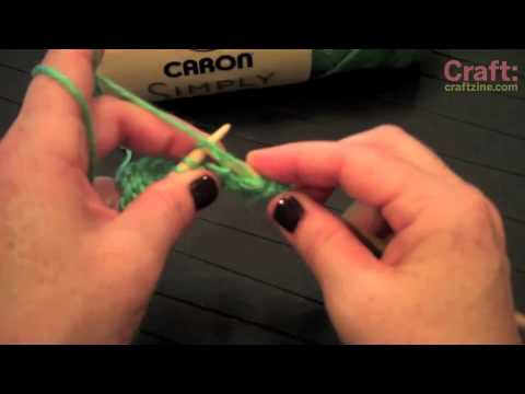 Knitting Basic Purl Stitch Continental Method : Knitting Basics:K2 P2 Rib stitch, Continental Method Doovi