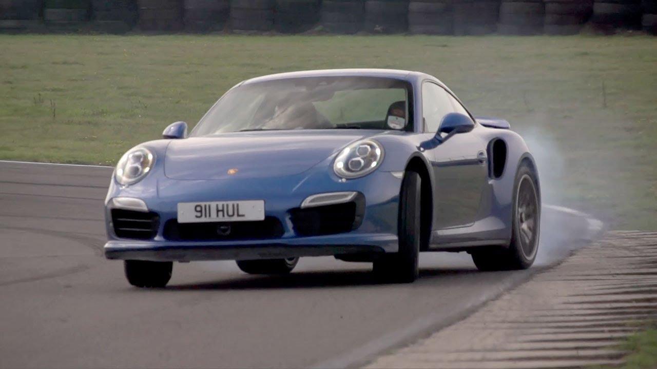 Porsche 911 Turbo S V Mclaren 12c Road Track Drag Race Chris