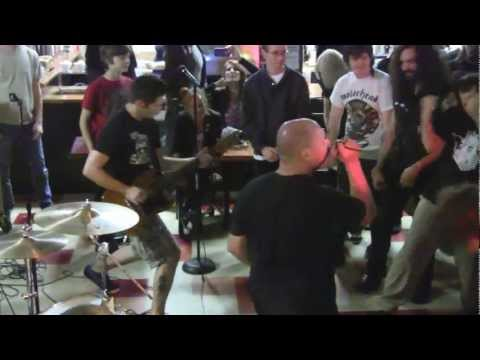 Murder Suicide Pact @ Mojo Books and Music, Tampa Fl 1/19/13