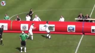 Чудо-гол слепого футболиста