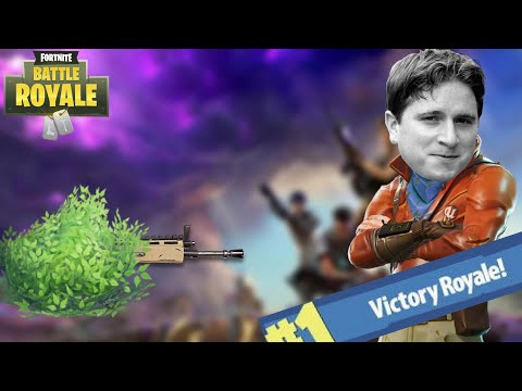 It All Changed When The Bush Attacked [FortNite]