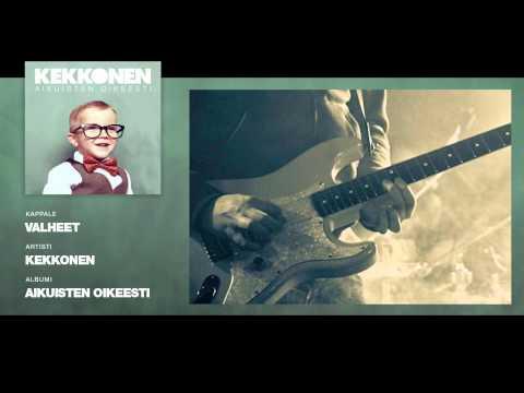Kekkonen - Valheet (Aikuisten Oikeesti 2012)