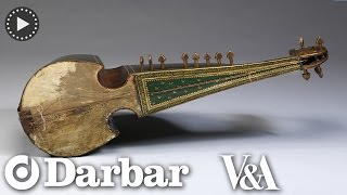 Indian classical music instrument - The Rabaab