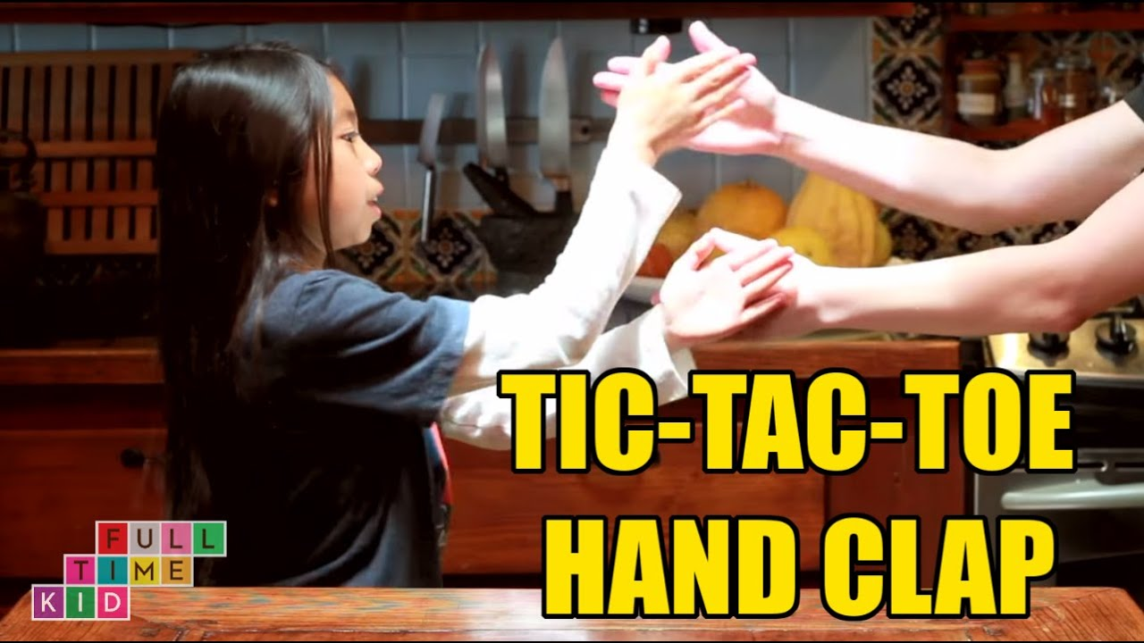 Tic Tac Toe Hand Clap Full Time Kid Pbs Parents Youtube 1280x1080 and 1350x1080 if you enjoyed the video plea. tic tac toe hand clap full time kid pbs parents