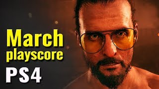 PlayStation Playscore Scoop March 2018 | 32 Best New PS4 games reviewed