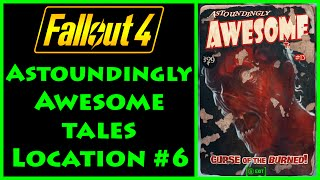 Fallout 4 - Astoundingly Awesome Tales - Crater of Atom - 4K Ultra HD