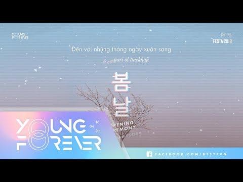 [VIETSUB + KARA] BTS - Spring Day '봄날' (Brit Rock Remix for 가요대축제)