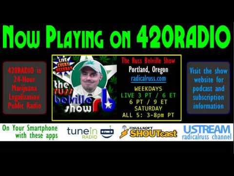 The Russ Belville Show #427 - Kevin Sabet