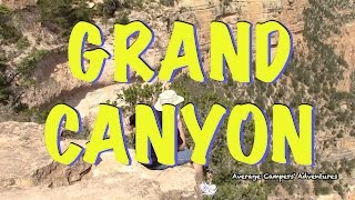 RVing Grand Canyon Arizona
