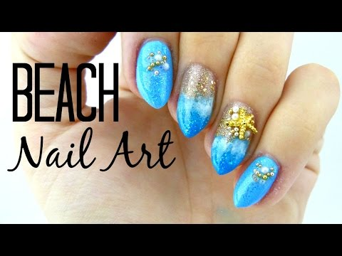 Beach Nails ♡ | Sophdoesnails