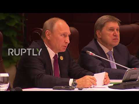 Vietnam: Putin hails