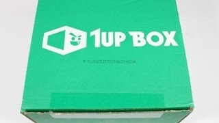 """July 2016 1Up Box Review  + Coupon – """"Squad"""" Mp3"""