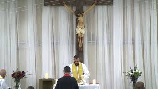 4th Sunday of the Cross/ 7th Elijah - Saturday Vigil Mass - Fr. Daniel Shaba