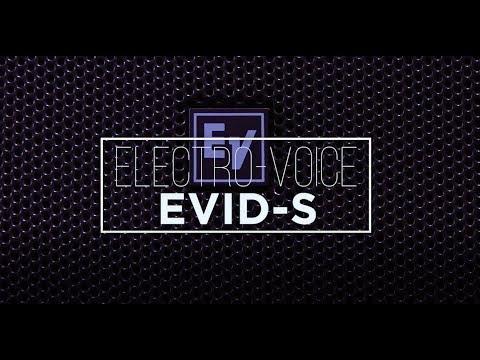 Electro-Voice Evid-S