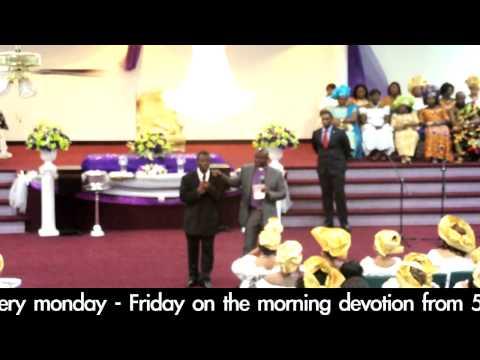 UNITY - BISHOP DANIEL ANTWI BOASIAKO (Divine Prayerline)