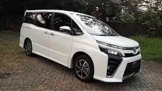 Impresi Pertama Jajal Toyota Voxy Indonesia