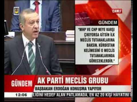Başbakan'dan Kürdistan açıklaması   SİYASET   Haber tıkla izle!!!!!!