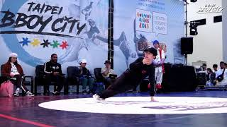 Jen vs Uruha [1on1 B-Girl Battle 06/06 | Group C Top16] ► TAIPEI BBOY CITY ◄ 2017