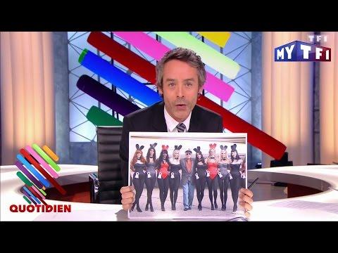 Arnaud Montebourg : macho, machoman ! - Quotidien Express du Mercredi 7 Décembre