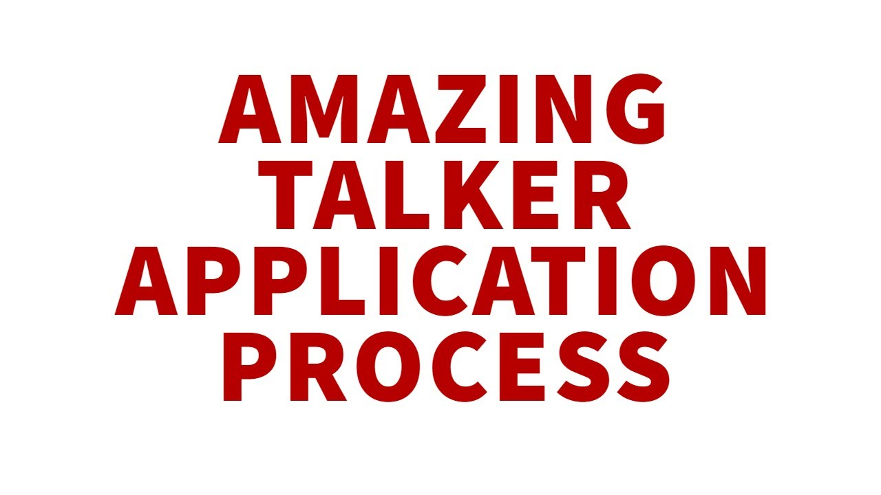 How do I Apply on AmazingTalker?