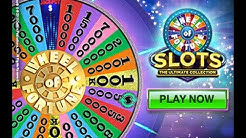 Official Wheel of Fortune Slots