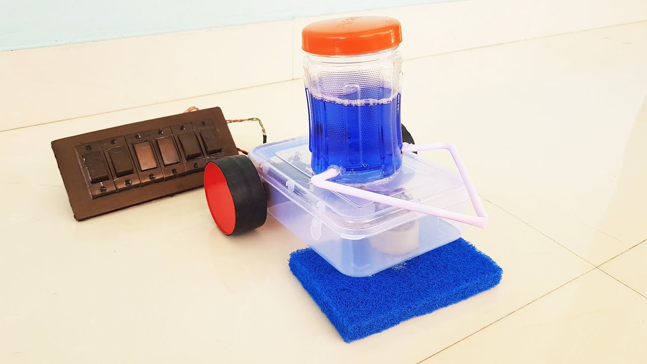 How to make a floor cleaning machine remote controlled youtube dailygadgetfo Gallery