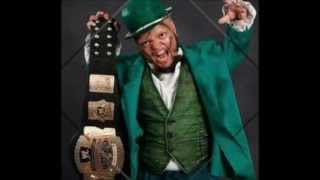 WWE Hornswoggle 2nd Theme Song - He