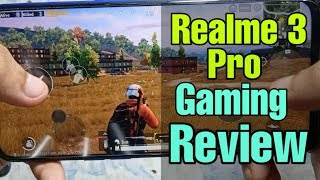 Realme 3 Pro Gaming Review In Hindi | PUBG, Fortnite , Asphalt 9 & More | Tech G99