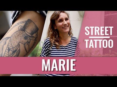 STREET TATTOOS — MARIE ET SES TATOUAGES MARINS