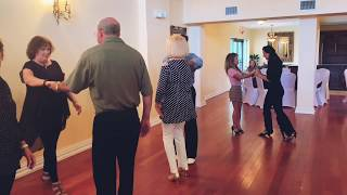 Royal Ballroom Dance Studio - East Coast Swing Group Class