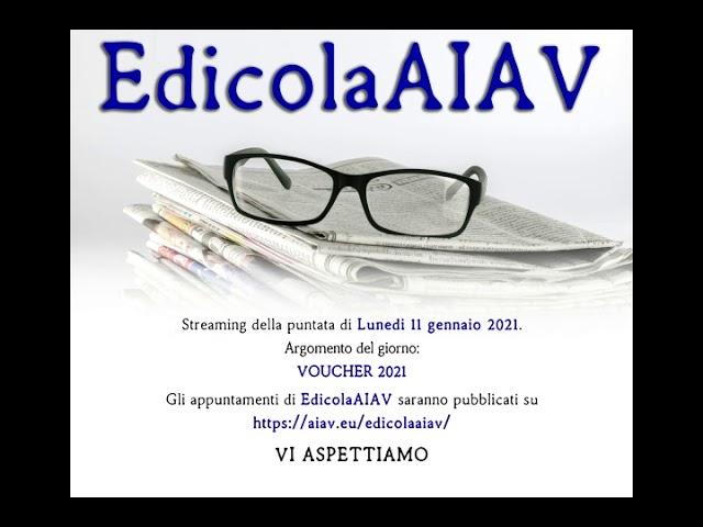EdicolaAIAV - Voucher 2021