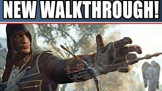 assassin s creed unity new gameplay walkthrough 11 minutes of parkour stealth ps4 xbox one pc