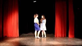 Romeo A Julie SZS Svitavy 1.B 2016