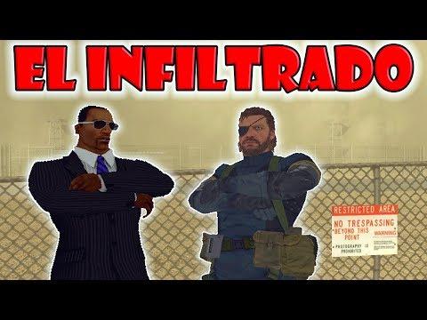 GTA San Andreas Loquendo - Apocalipsis - Cap 5: El infiltrado
