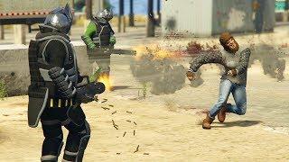 NUEVO MINIJUEGO! TITANES vs BESTIAS! - GTA 5 ONLINE