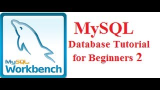 Beginners MYSQL Database Tutorial 2 #  CREATE NEW DATABASE SCHEMA and  TABLE