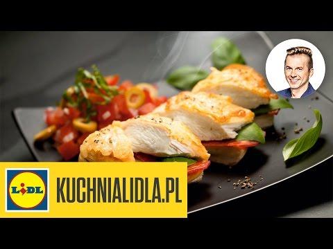 Szybki Kurczak Z Chorizo I Serem Karol Okrasa Przepisy Kuchni Lidla