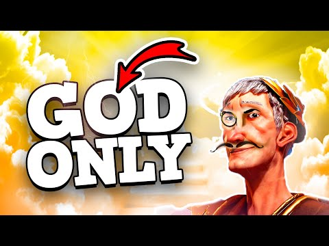 CIVILIZATION 6 IS A PERFECTLY BALANCED GAME WITH NO EXPLOITS - Religion Only Challenge