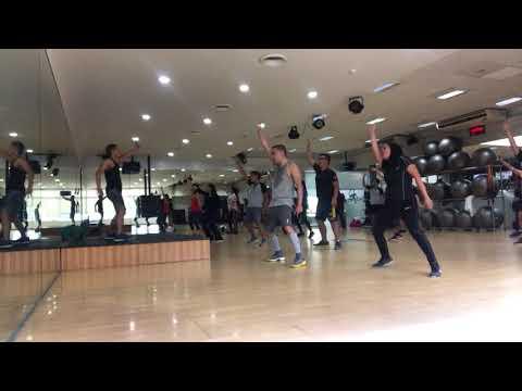 Bodyjam 83 Block 1: First Try -Fitness First Alabang