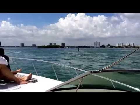 Boating on Biscayne Bay 3/15/15