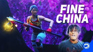"Fortnite Montage - ""Fine China"" (Juice WRLD & Future)"