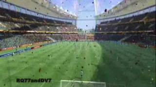 FIFA World Cup 2010 Demo - Spain  vs Italy