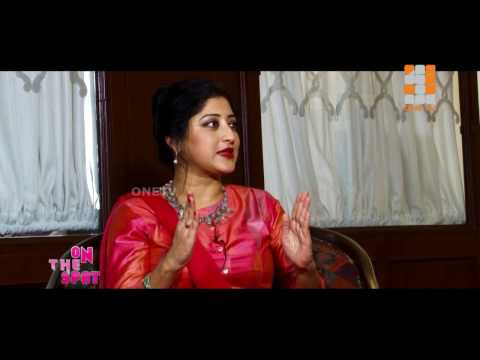 Interview with Actor Vineeth I Actress Lakshmi Gopalaswamy with VJ Ann marie Joseph
