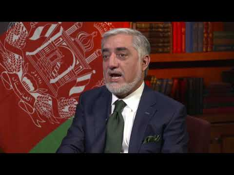 VOA''s exclusive Interview with Afghan CEO Mr. Abdullah Abdullah. VOA TV ASHNA