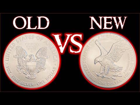 NEW Silver Eagle